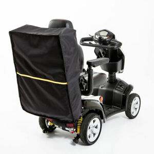 XL ScooterPac Fold-Away Into Backpack Universal Mobility Scooter Rain Canopy