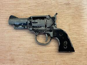 Vintage Lone Star Gambler Spud Cap Gun Die Cast Toy
