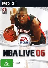 NBA Live 06 *BRAND NEW* PC 2006 2K6