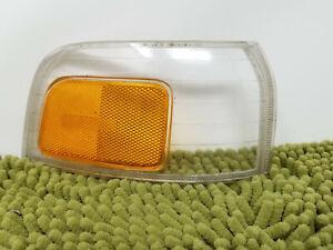 1990-1991 Honda Accord Passenger Turn Signal Lens OEM light cover cb7 corner oe