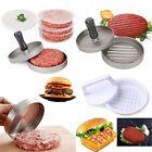 Hamburger Press Stuffed Burger Meat Grill Patty BBQ Burger Maker Mould Tool NEW