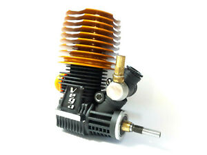 MOTORE SCOPPIO 1/8 VEGA 7 TRAVASI MOTOR ENGINES 3.5cc VGTHS21 CANDELA GLOW P.SPM