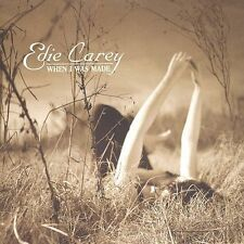 When I Was Made by Edie Carey (CD, Aug-2003, Accidental Poet)