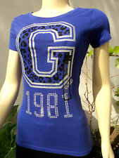 GUESS-  TOP -RHINESTONES - Sz: XS ( STRETCH) just  GORGEOUS