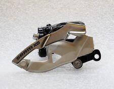 SRAM X0 Front Derailleur S3 Low Direct Mount TopPull 38T, 2x10 speed