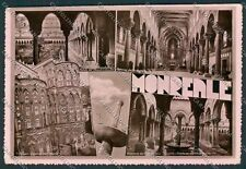 Palermo Monreale Foto FG cartolina D9535 SZI