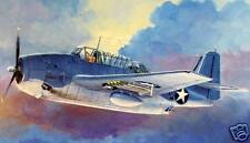 Hobby Boss TBF-1C 1 C Avenger VC-58 USS Blocco Islanda 1:48 Modello Kit