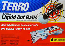 TERRO  Ant Killer. Kills All Common Household Ants! Pre-filled & Ready To Use!