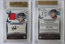 2014-15 ITG Ultimate Robby Fabbri 1/1 future stars jersey auto RC GoLD 1 of 1