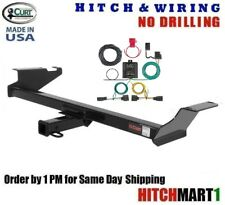 CURT TRAILER HITCH & WIRING FOR 2011-2017 GRAND CARAVAN, TOWN & COUNTRY CLASS 3