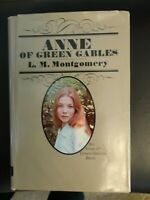 Anne of Green Gables Hardcover 1970