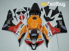 Hot Sale! Injection Fairing Kit ABS Plastic for Honda 2007 2008 CBR 600RR F5 lF2