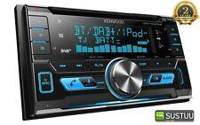 Autoradios et façades avec entrée AUX double DIN avec lecteur mp3 pour véhicule