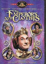 THE EMPEROR'S NEW CLOTHES (DVD) SID CAESAR NEW Sealed Comedy Classic!