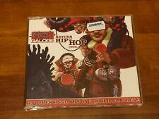 CD HipHop DJ Tomekk -  Return of Hip Hop (4 Song) MCD BMG MODUL Rhymes Galores