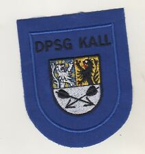 Sew-On Patch Scout Dpsg Kall