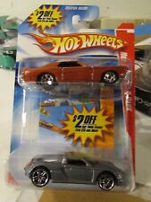 Hot Wheels 2 pack! w/Porsche & Eliminator