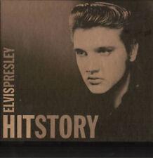 ELVIS PRESLEY-HITSTORY 3-CD BOX SET.30 #1 HITS+30 2ND 2 NONE.BEST/GREATEST PLUS!