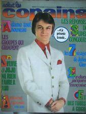 79 SALUT LES COPAINS CLAUDE FRANCOIS HALLYDAY VARTAN JULIEN CLERC ADAMO 1969