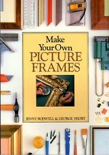 Make Your Own Picture Frames by Jenny Rodwell (1988, Paperback)