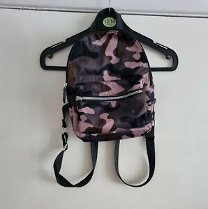 GIRLS/WOMENS SMALL CAMOUFLAGE BACKPACK