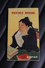 Thomas Hardy - Piccole ironie della vita - Prima edizione Bompiani 1949