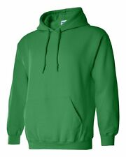 12 Wholesale Gildan Irish Green Adult Bulk Hoodie Lot S M L XL 2XL 3XL 4XL 5XL