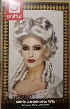 Smiffys Women's Marie Antoinette Wig, White, One Size