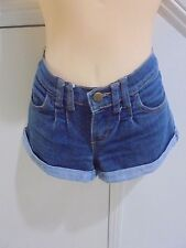 COTTON ON SIZE 8 FABULOUS AS NEW DENIM SHORTS 'PERFECT'