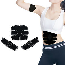3pc Gel Hydrogel Stickers Patch For Muscle Stimulator Body Slimming MacUTnd