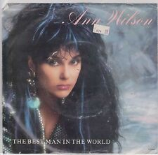 Ann Wilson The Best Man In The World 45 1986 Capitol Records B-5654