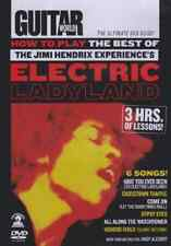 Guitar World: How to Play the Jimi Hendrix Experience's...  DVD NEW