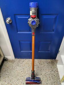 Dyson V8 Absolute Vacuum Cleaner - Orange (see description)