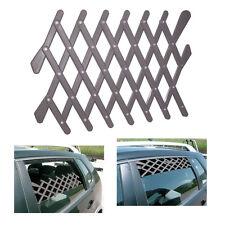 2 X Hundeschutzgitter - Auto Fenstergitter - Hundegitter - Frischluftgitter