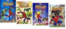Dvd SPECTACULAR Spider-Man- Vol. 1-2-3-4 (4 DVD) - Marvel ....NUOVO