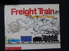 Freight train [Jan 01, 1989] Crews, Donald