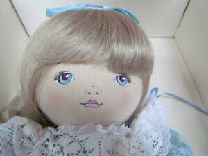 1983 Dolls by Pauline:  Ragdoll ~ #234 Alice ~ Mint in the Box!