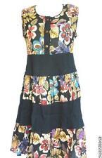 Knee Length Short Sleeve Tunic Dresses Size Petite for Women