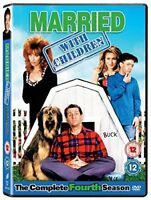 Married With Children  Season 4 [DVD] [2010]