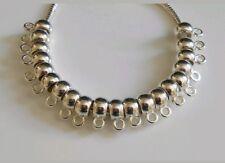 50 Acrylic Smooth Bail Beads for European Charm Bracelet