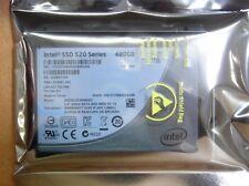 """Intel 480GB SSD 520 Series Solid State Drive 6GB/s 2.5"""" Hard Drive SSDSC2CW480A3"""