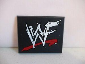 "WWF-Base-4"" X 3.25""-Titan Sports-Jakks Pacific-1998-Vintage"