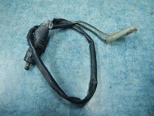 FRONT STOP SWITCH WIRING 1988 YAMAHA BW200 BIG WHEEL ELECTRIC START 88