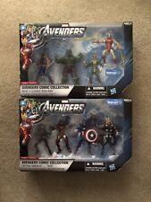 Marvel Avengers 4 Pack Walmart Exclusive