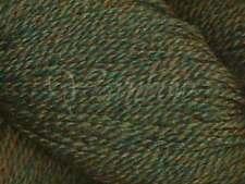 Mirasol ::Sulka Legato #12:: merino alpaca silk yarn Forest Heather