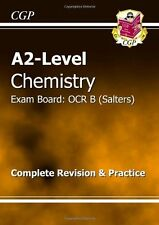A2-Level Chemistry OCR B Revision Guide,CGP Books