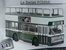1/43 Ixo Berliet PCMRE Doppeldecker Bus RATP Paris Berliet 83