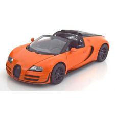RASTAR 2014 Bugatti-Veyron Grand Sport Vitesse Orange 1:18*New!