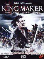 THE KING MAKER - DVD (NUOVO SIGILLATO)