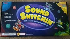 Lakeshore FF692 Sound switchin' phonics game